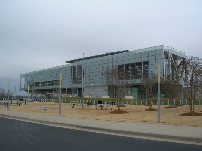 Clinton Library, Little Rock