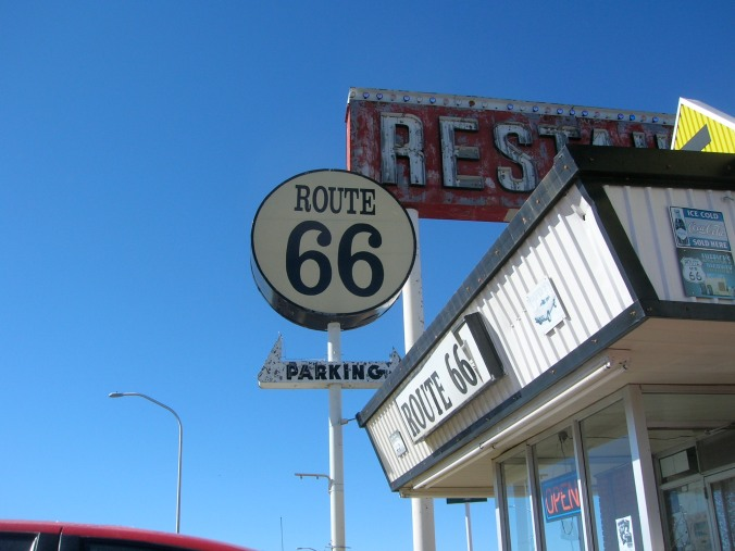 Route 66 Diner, Santa Rosa, New Mexico